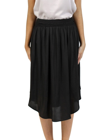 Pricilla skirt black A copy