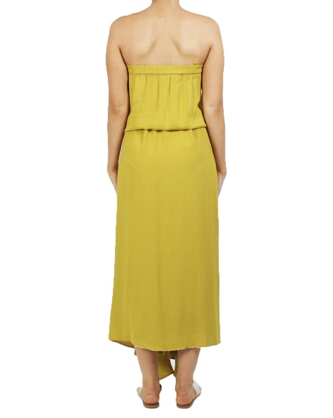 loveland dress mustard B