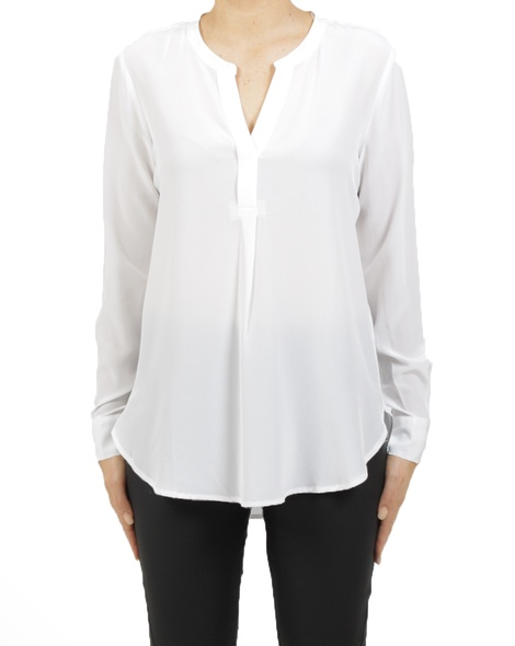 Halley blouse White A