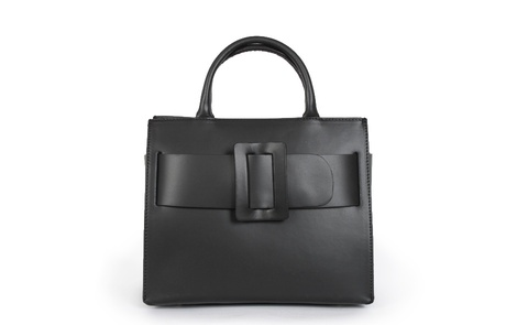 Cinthia bag black front