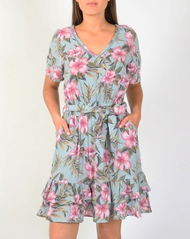 Tropical Libby Dress