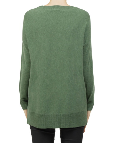 lucas merino knit green B