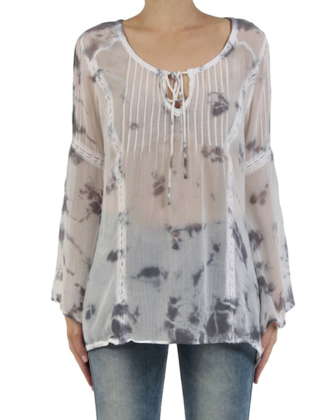 Brienne top grey front