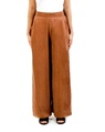Cupro Chynna pant tobacco A