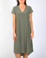 Callie dress khaki A