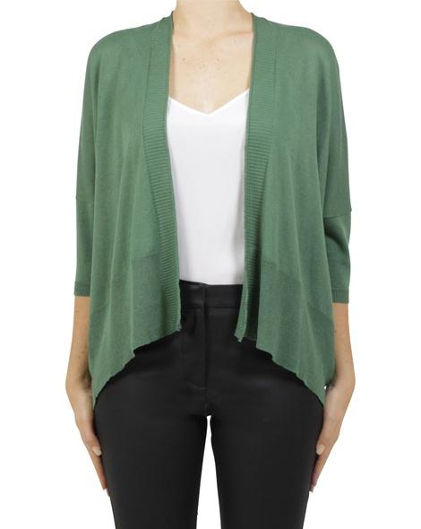 rayne cardi green A