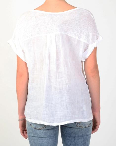 Narobi top white B