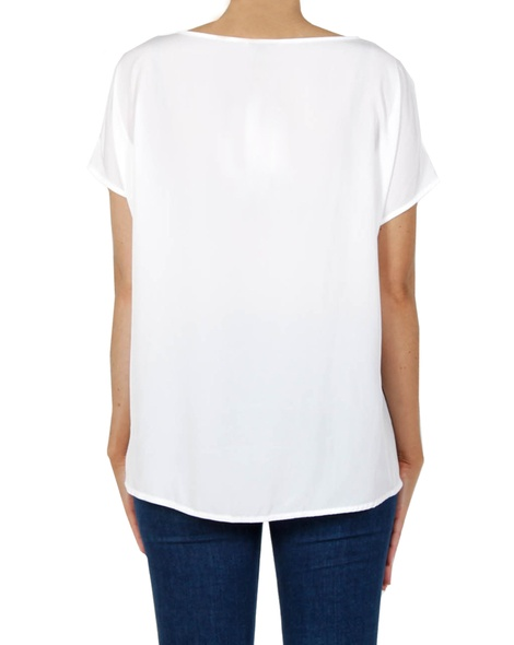 Andie top white B