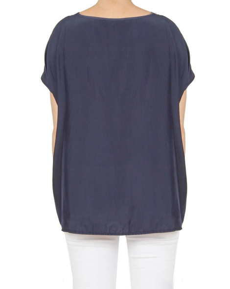 Andie top navy B
