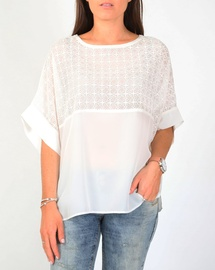 Pattie Silk Top