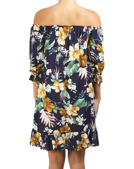 floral mia dress B