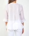 Goldie top white B new