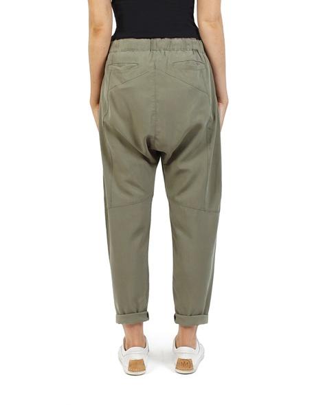 Wrap front jungle pant khaki back copy