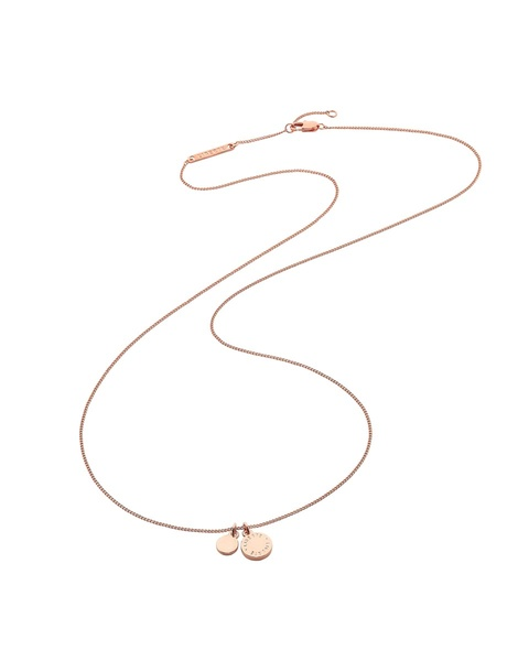 ALEXI NECKLACE rose