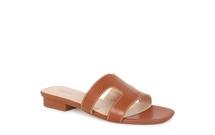 DINNY - Flat Slide On Sandal