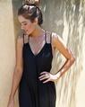 Soiree dress black (7)