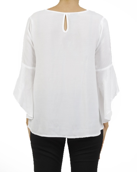 Pippi blouse white B