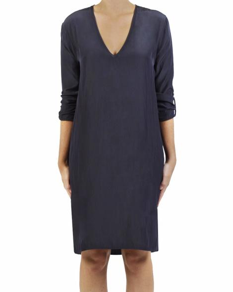 Muriel dress navy A