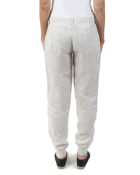 cooper crosshatch pant stone back