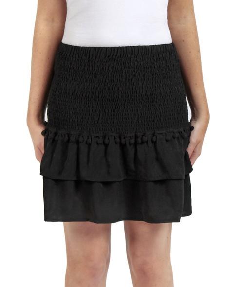 Ivy Skirt black front copy