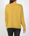 Dakota knit mustard B