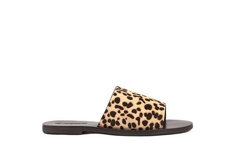 TERESA leopard blk sole B