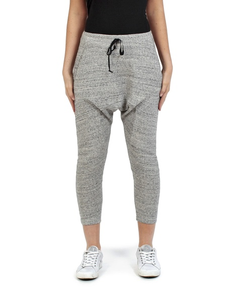 Holly track pant grey front