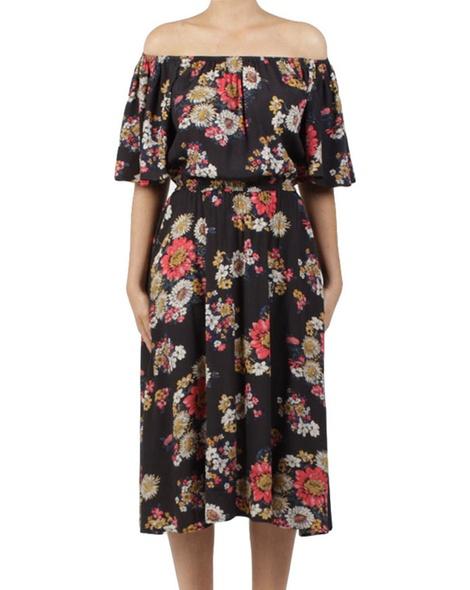 Floral Conchita Dress A1