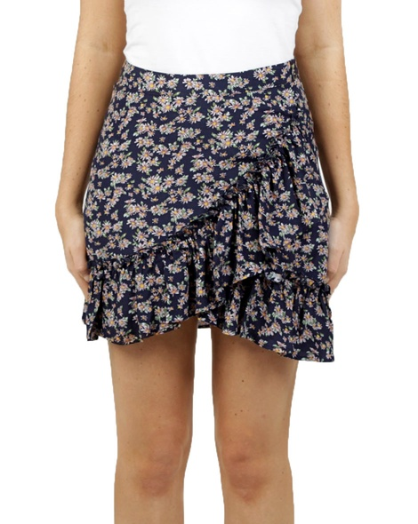 Melita Skirt Navy A