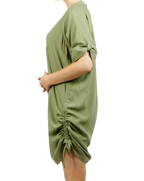 Tiffany Dress Moss C