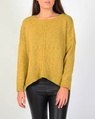 Dakota knit mustard A