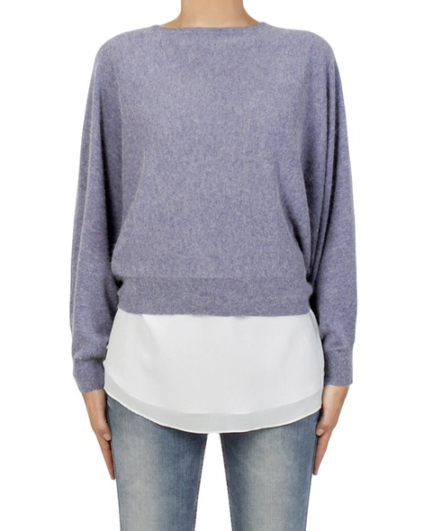Lydia Jumper lilac front