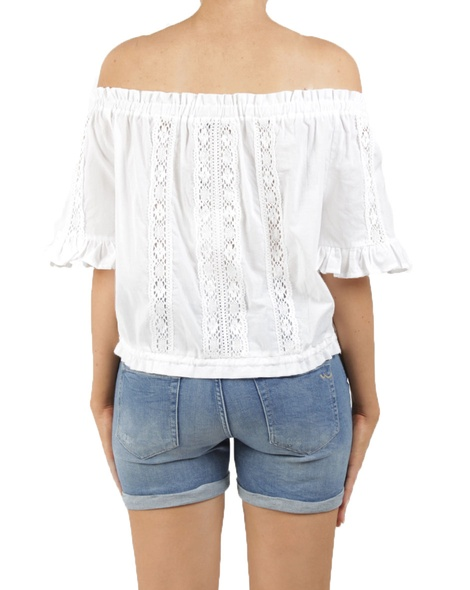 Cindy top white B