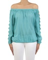 Margarita top turquoise front copy