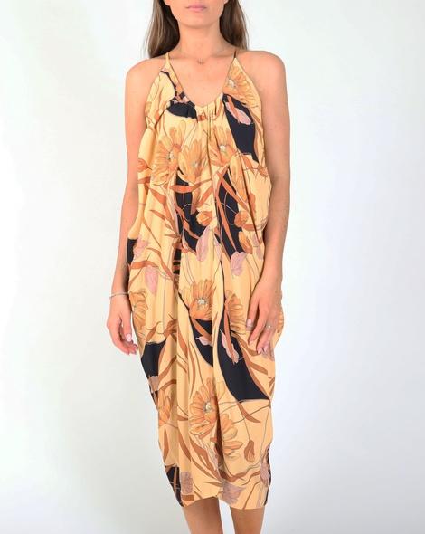Marigold dress B annika
