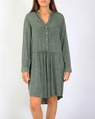 Janey dress green A