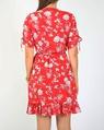 Jacinta dress red B