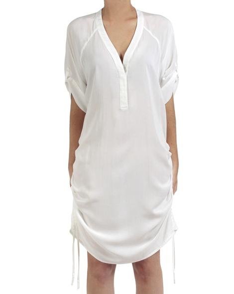 Tiffany Dress white front copy