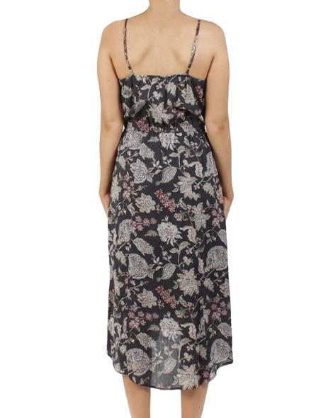 Miami dress Charcoal B