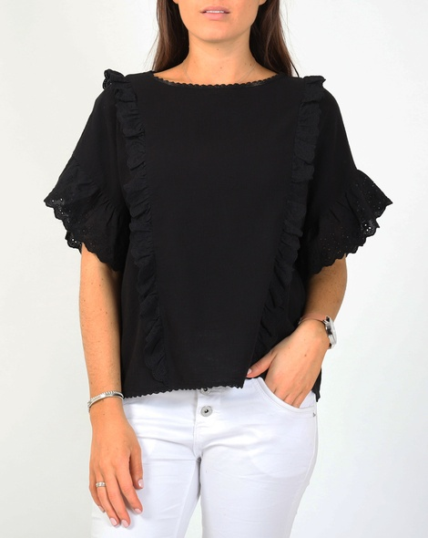 Arabella top blk A new