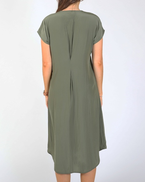 Callie dress khaki B