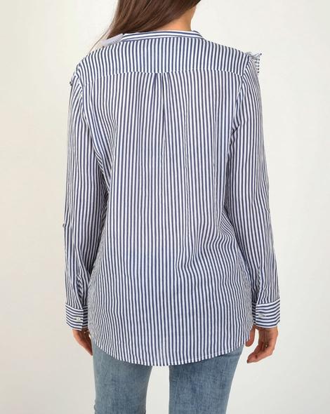 stripey fedirica shirt B