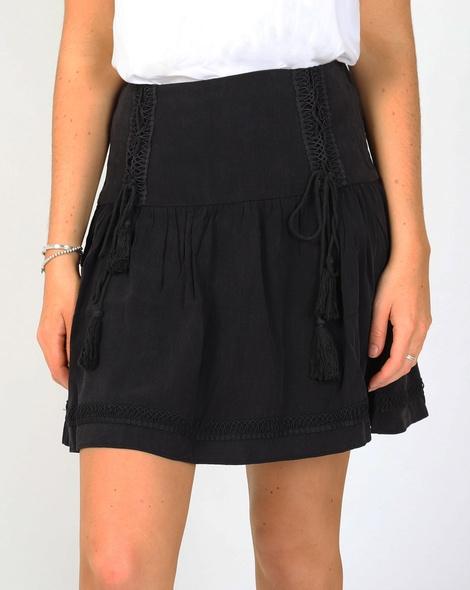Lacie skirt blk A