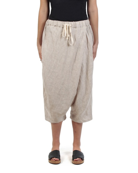 Moroccan pant natural front copy