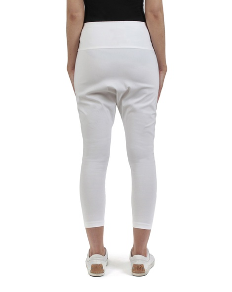Chaucer Milano pant white back