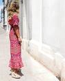 Hirani dress red (30)