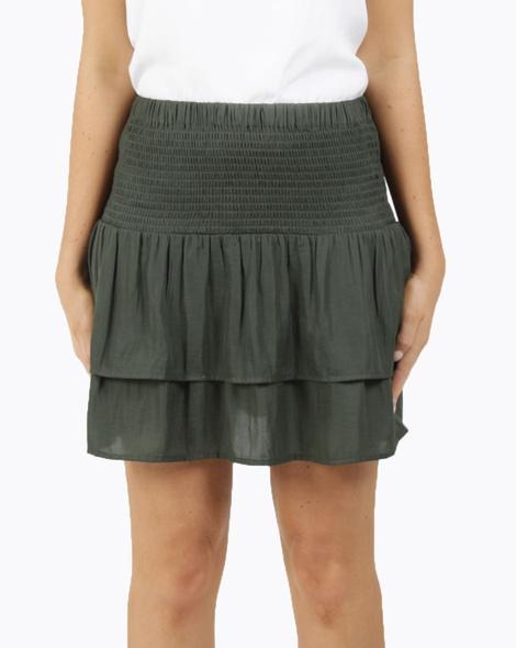 Annabella Skirt khaki A
