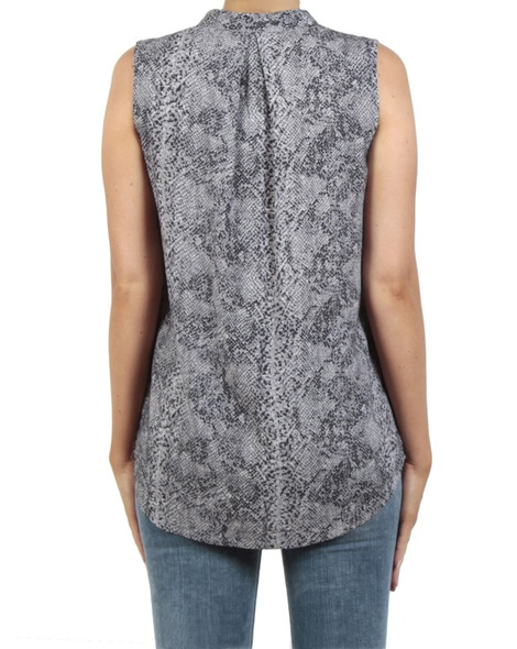 Snake blouse back copy