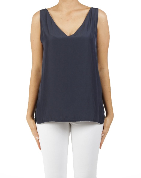 Kendall top navy A