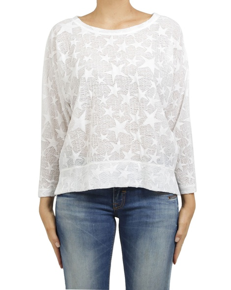 starcrossed top white A